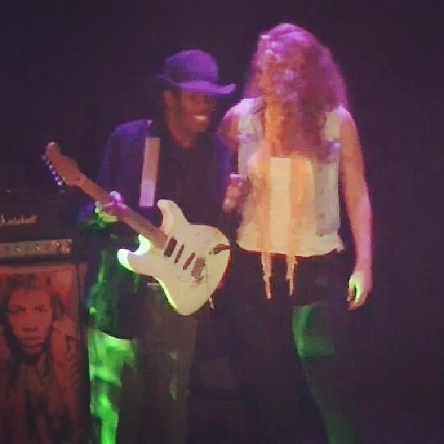 """""""Voodoo Child"""" Leon Hendrix and Gypsy Soul play Jimi Hendrix"""