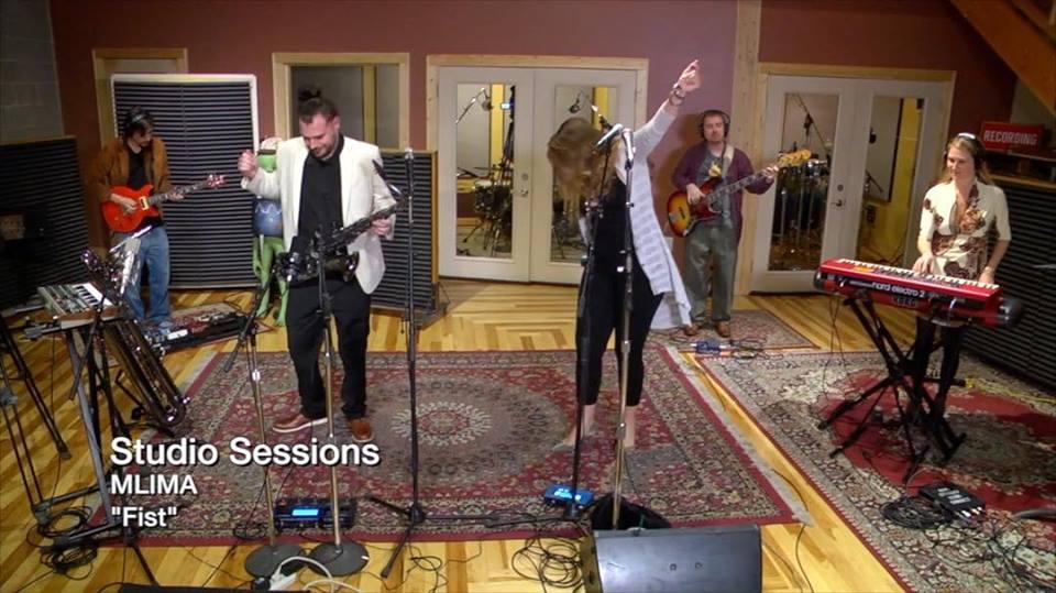 """Fist"" MLIMA Comcast Studio Sessions"