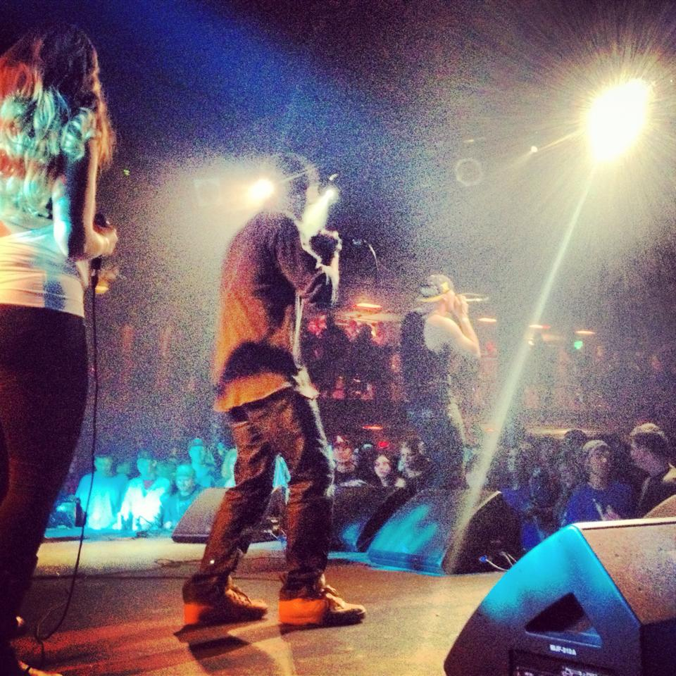 """What Rappers Do"" Glitta Kings Live at Cervantes"