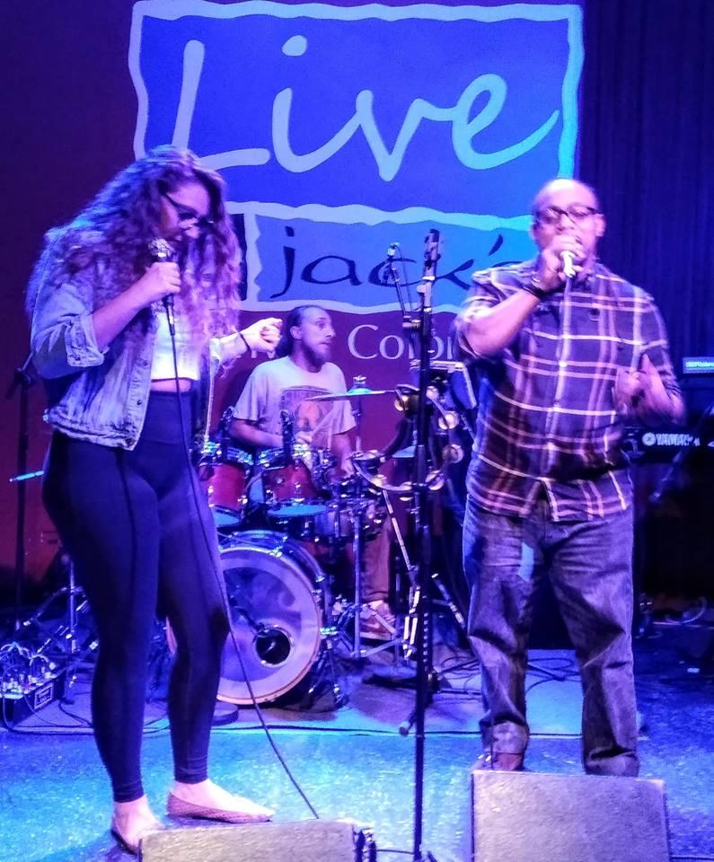 Stevie Wonder - Nate Marsh Tribute Jam Live at Jack's  2.21.18
