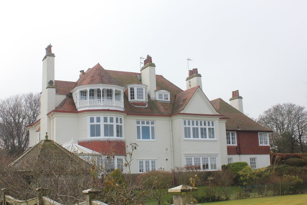 The Golf Coast - Big Houses, Sea Views and Links Golf