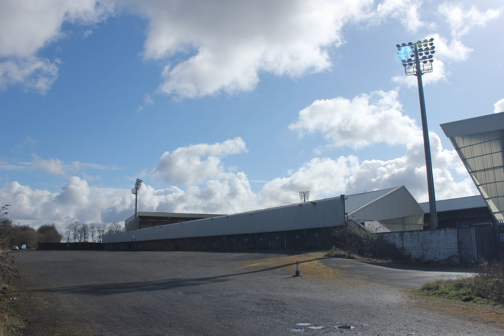 DAFC Ground - the other side