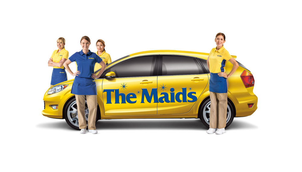 The Maids Residential House Cleaning Services
