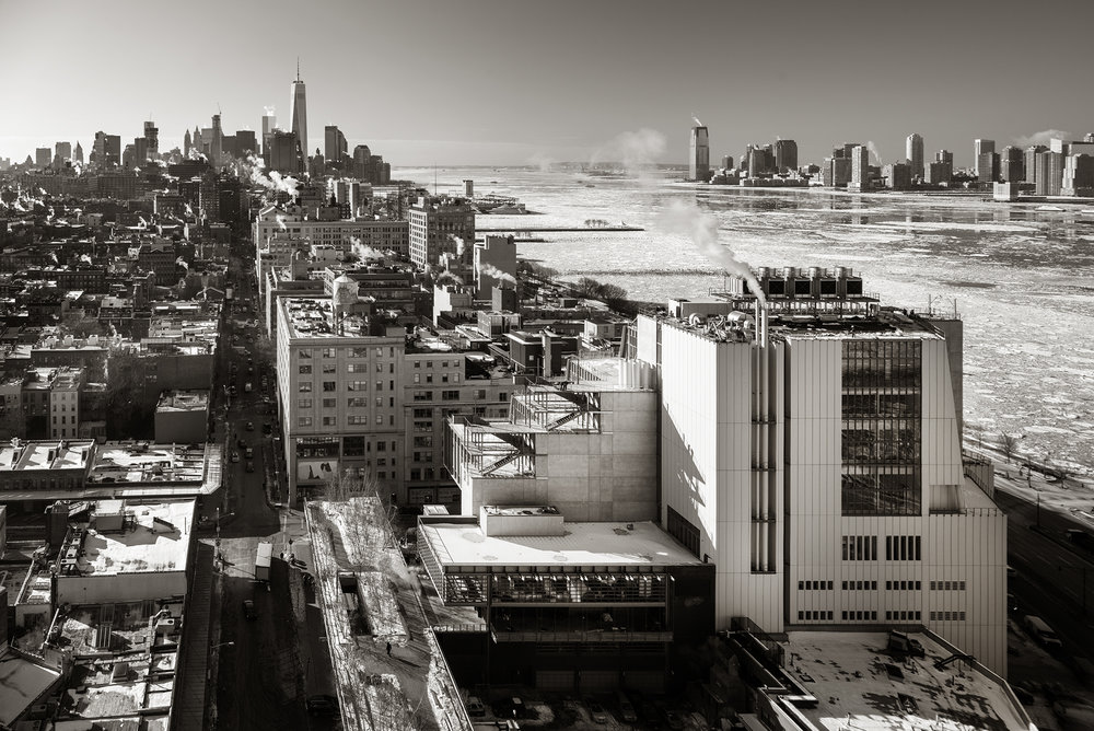 renzo piano building workshop | whitney museum of american art | new york usa