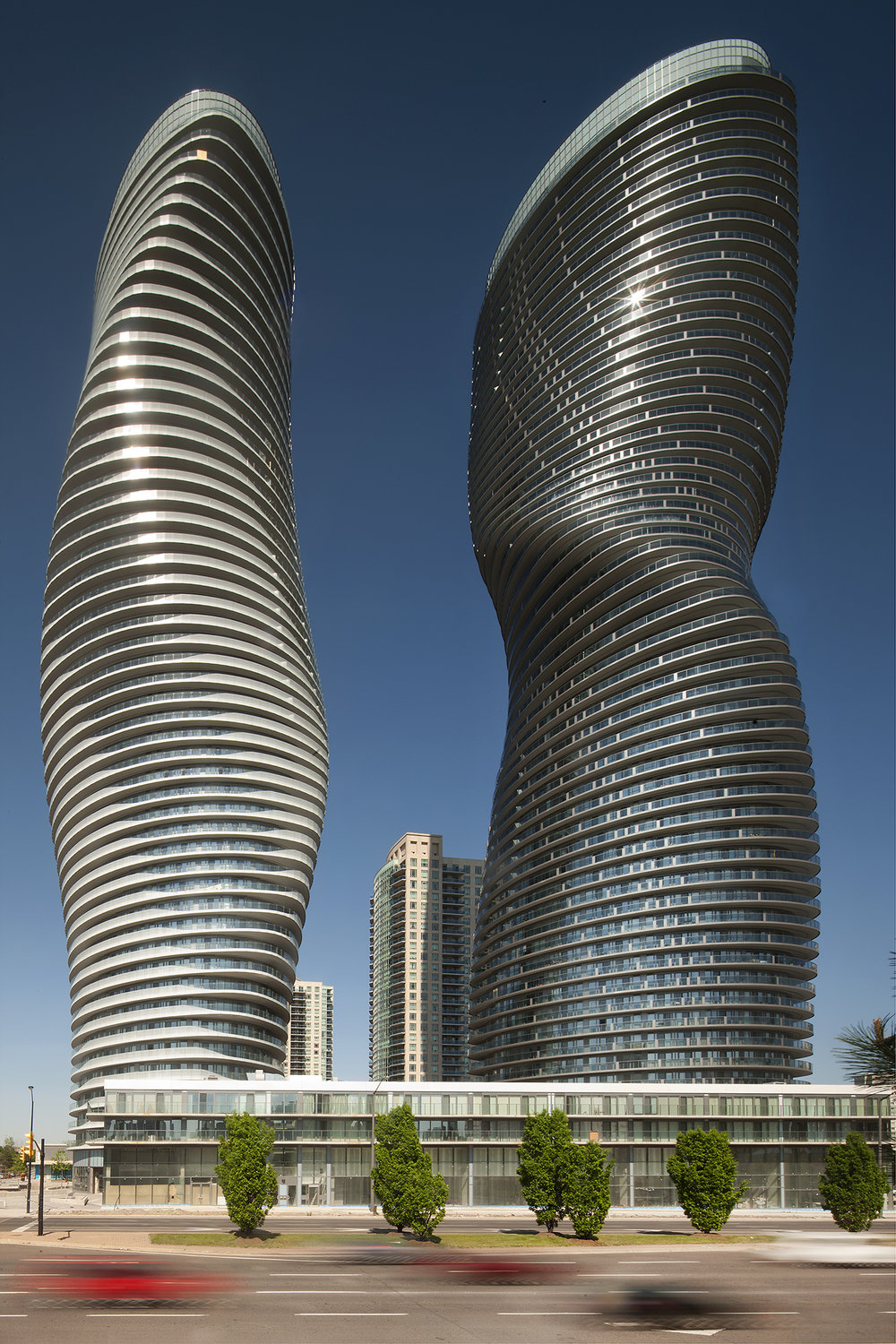 mad architects |absolute towers | mississauga canada