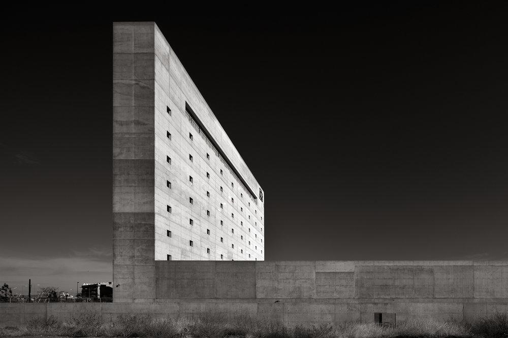 alberto campo baeza | caja granada+museo de la memoria | granada spain