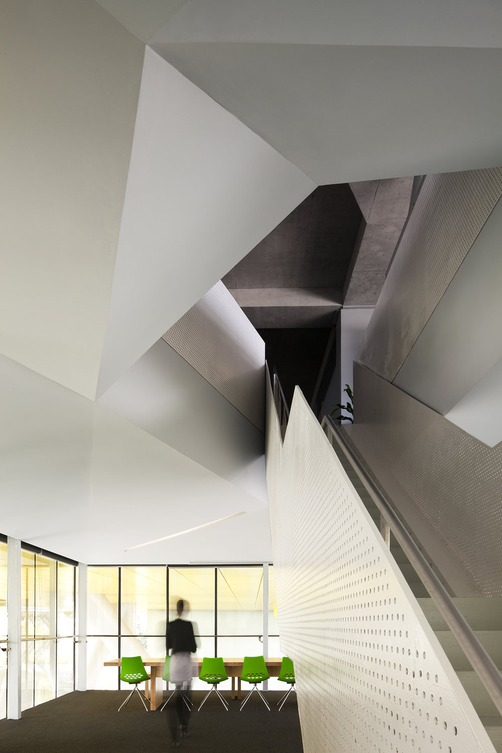 steven holl architects | vanke center | shenzhen china
