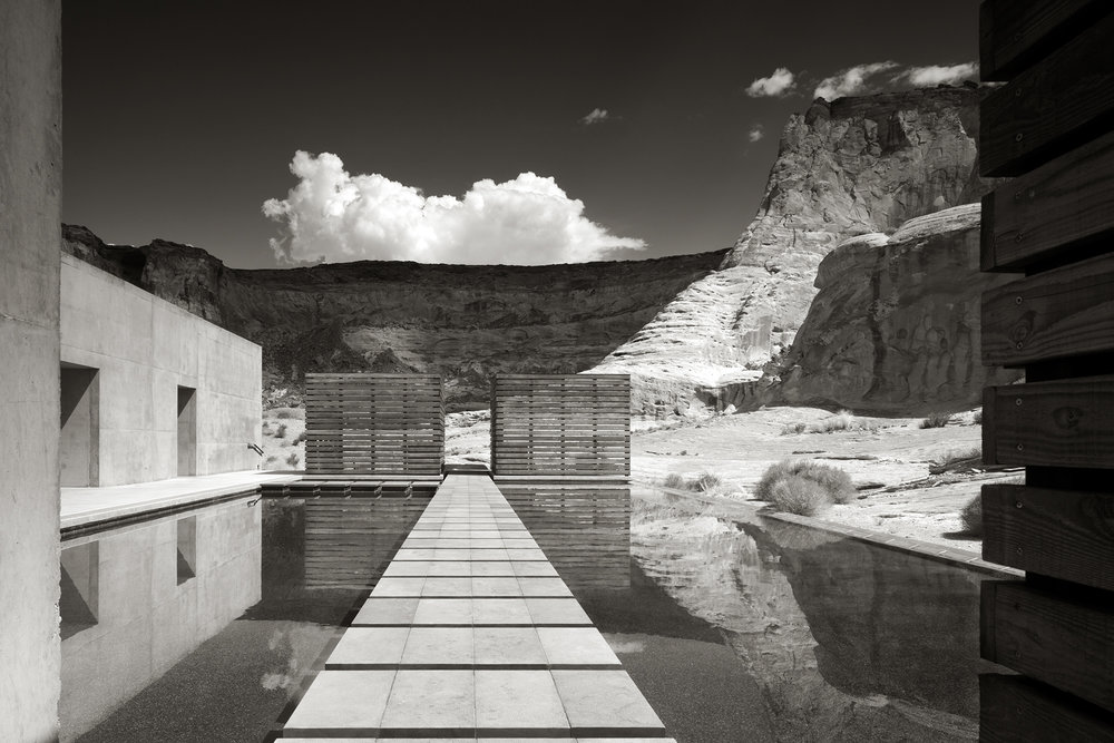 i-10 studio | amangiri resort | canyon point usa