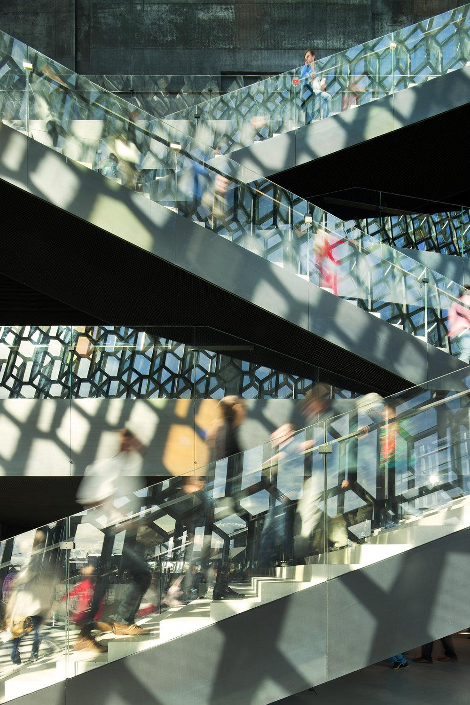 henning larsen architects | harpa concert hall | reykjavik iceland