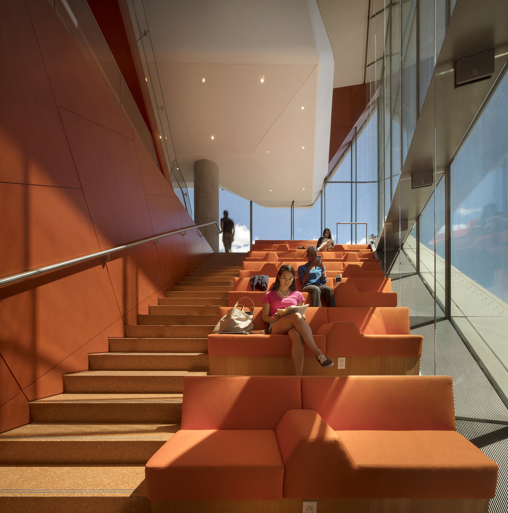 vagelos education center at cumc | diller scofidio + renfro | new york usa