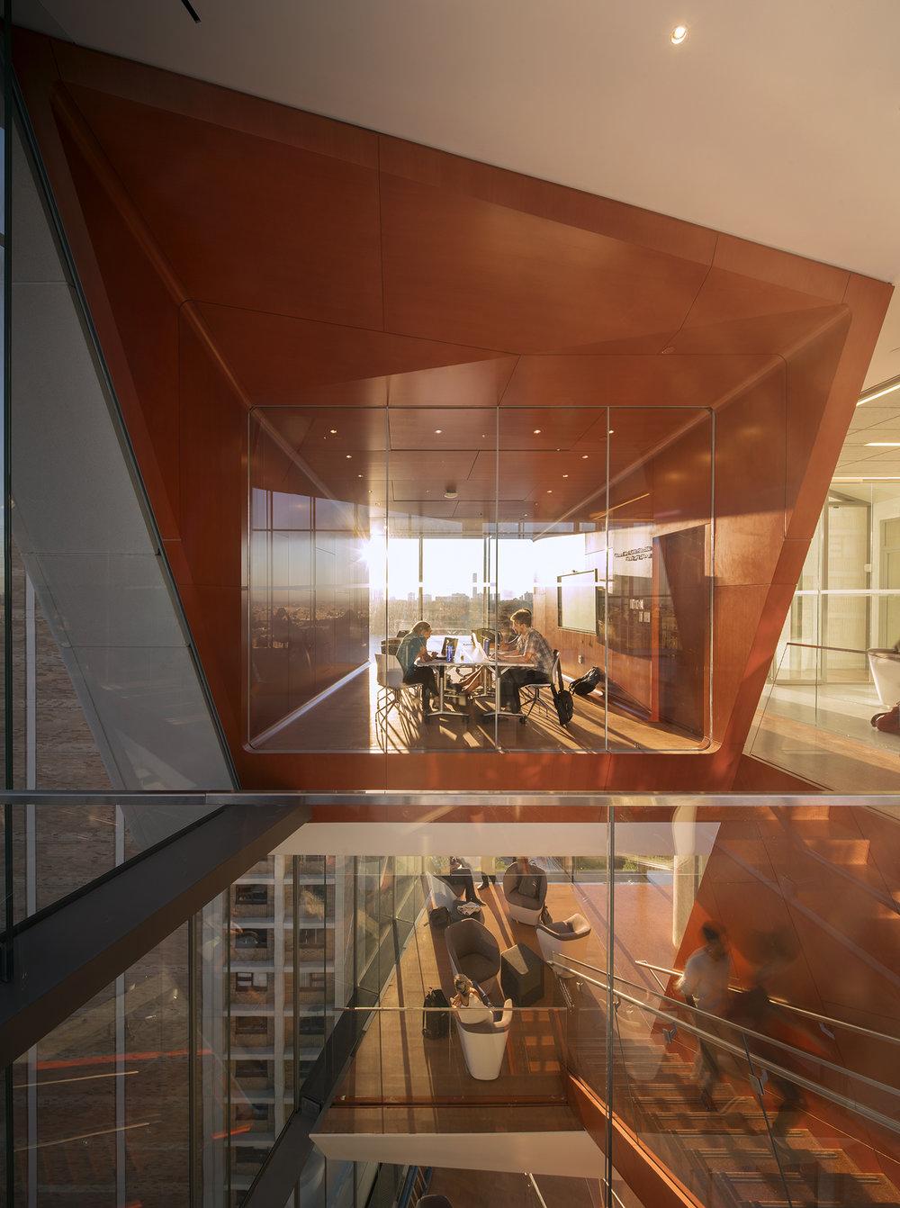 vagelos education center at cumc | diller scofidio + renfro | new york usa