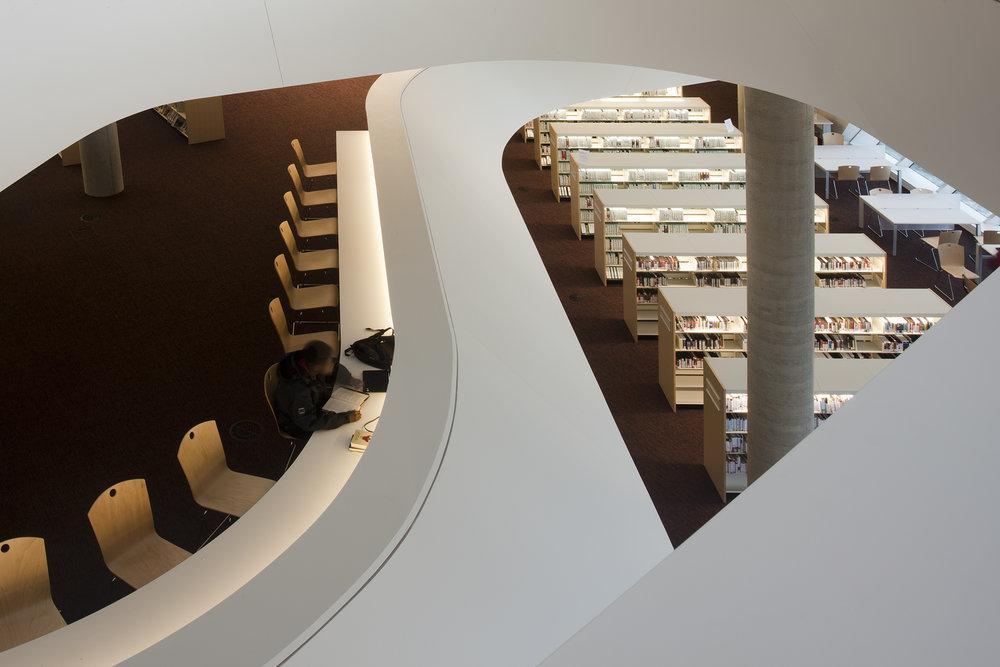 bing thom architects | surrey public library | surrey canada