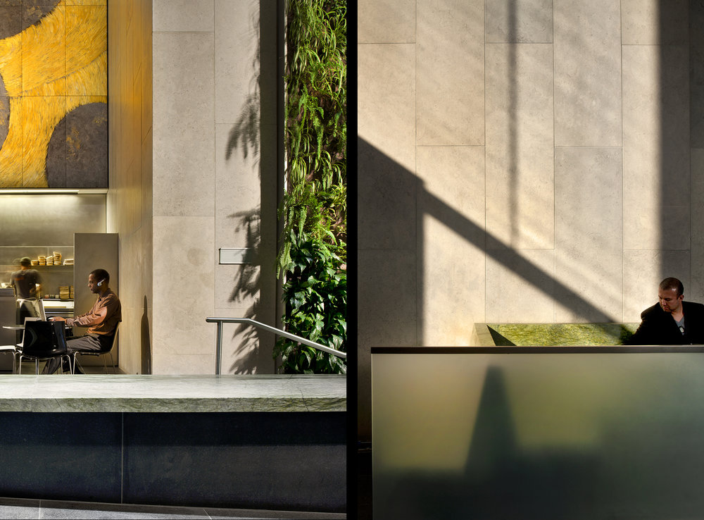 tod williams billie tsien architects | david rubinstein atrium at lincoln center | new york usa