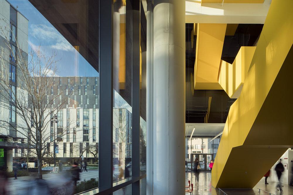 kpmb architects | ponderosa hub ubc | vancouver canada
