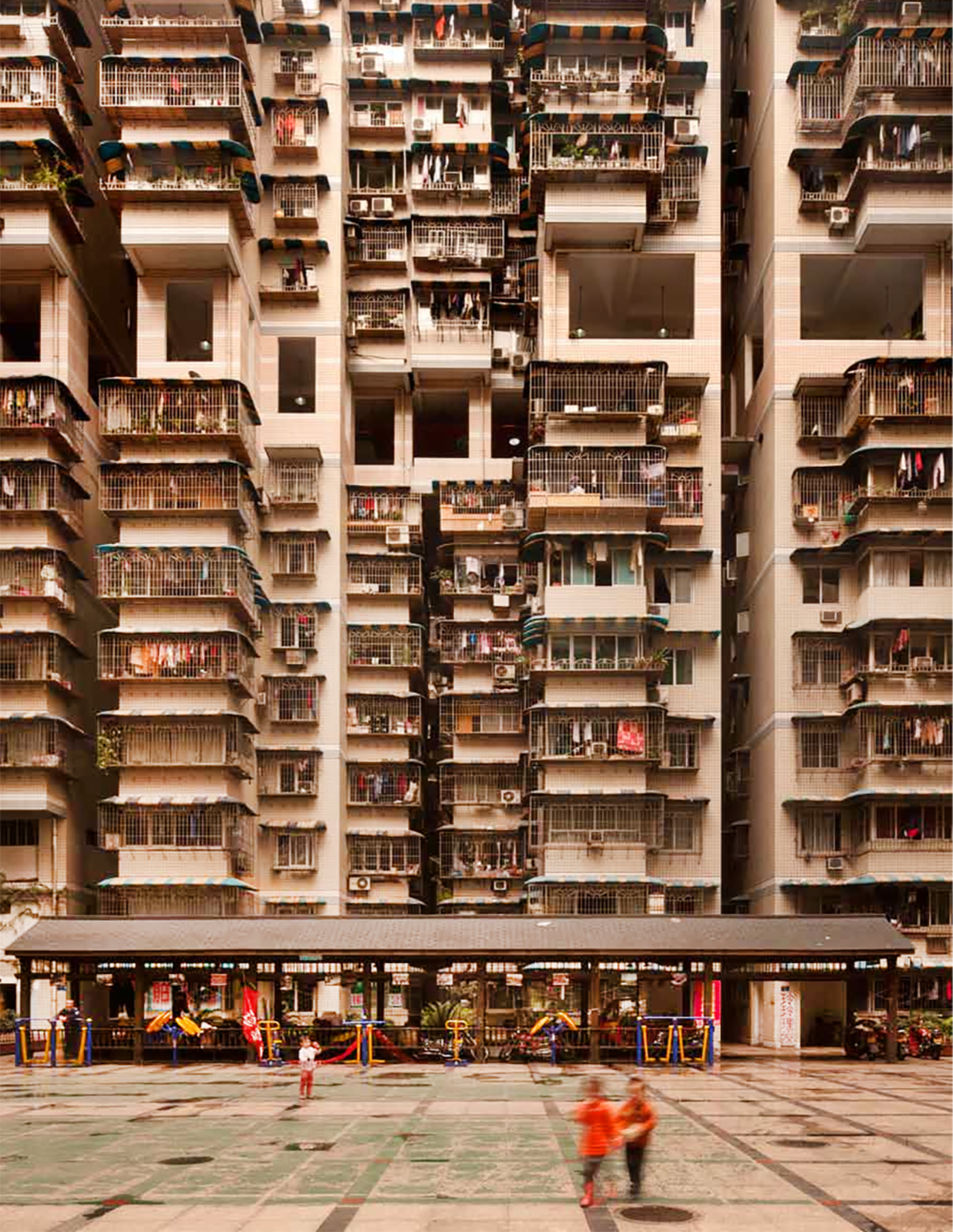 dystopia project 25 | chongqing and shanghai china