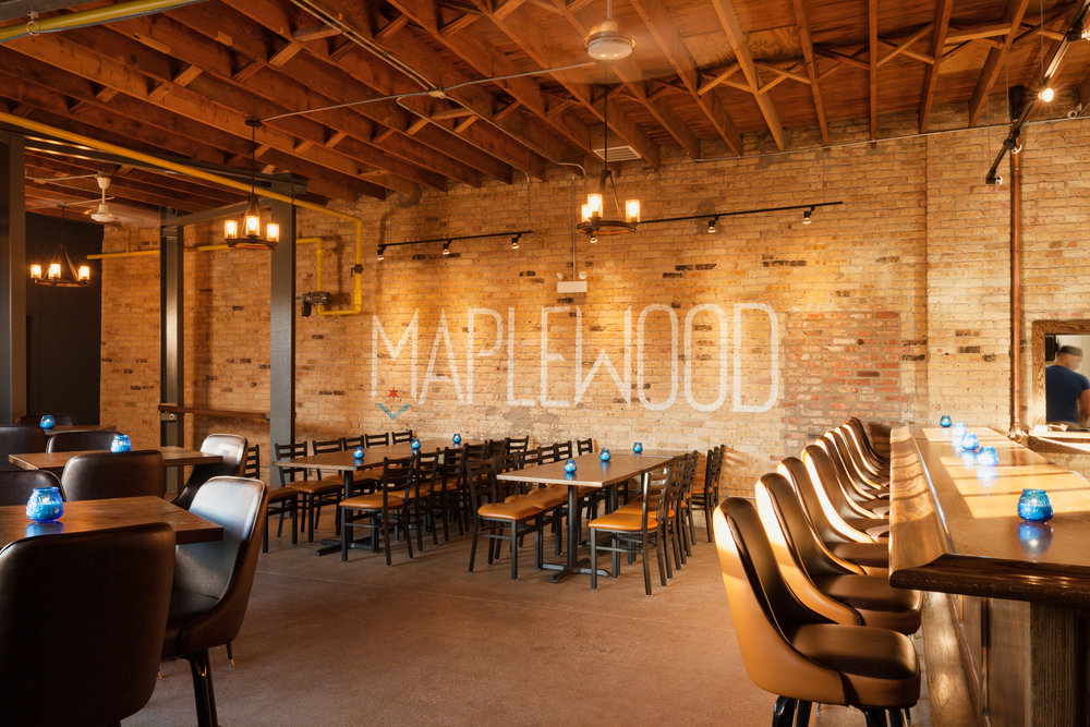 Maplewood Brewery - Logan Square, Chicago, IL