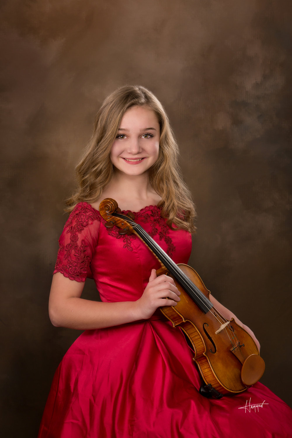 Evelyn Lee, violin -