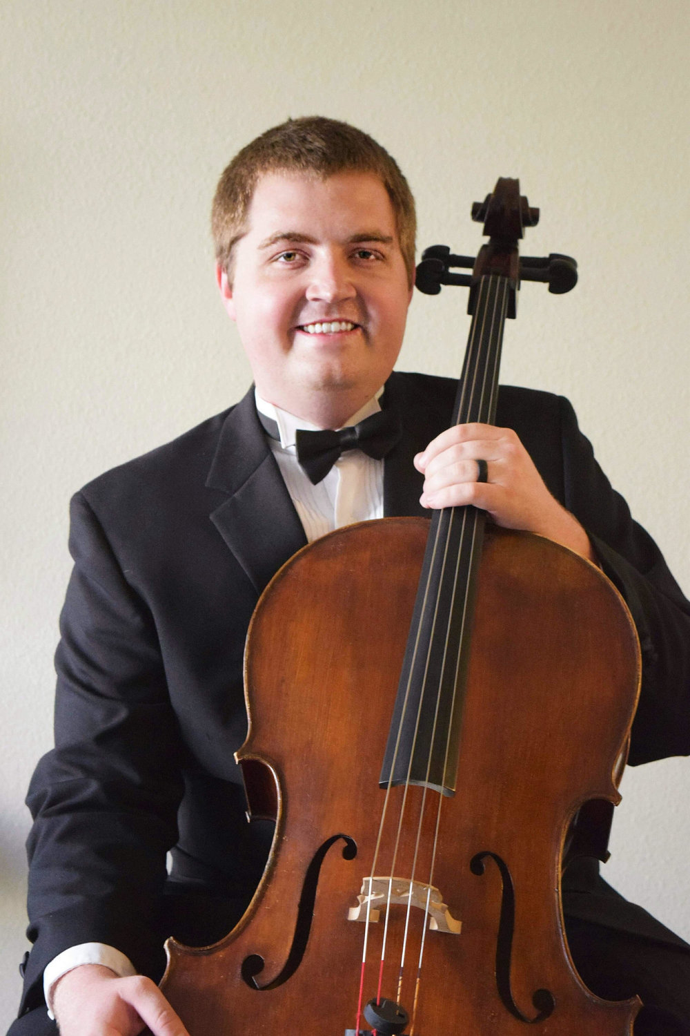 Sebastian Fraser, cello -