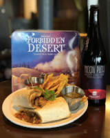 mox boarding house board game cafe forbidden desert game beer and burrito pairing.png