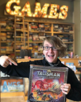 mox boarding house board game cafe staff excited about talisman game.png