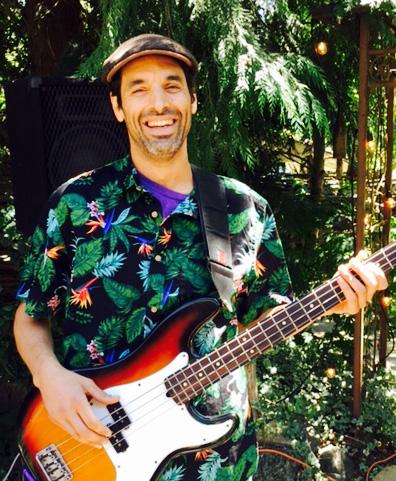 John Sanders - Bass