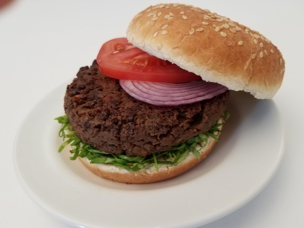 Vegan Burger -