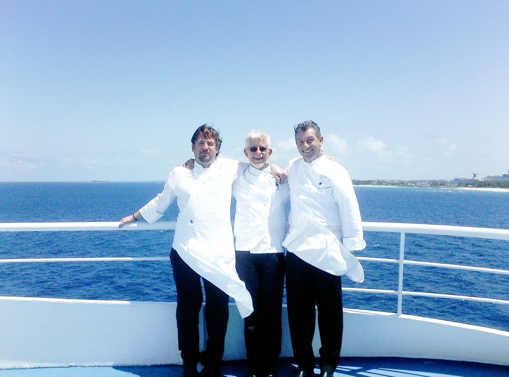 """We returned from a cruise and were totally amazed by all of our meals. We learned they were based on Chef Ron's products and quickly placed our order! We've so glad to have discovered Eco-cuisine!"""