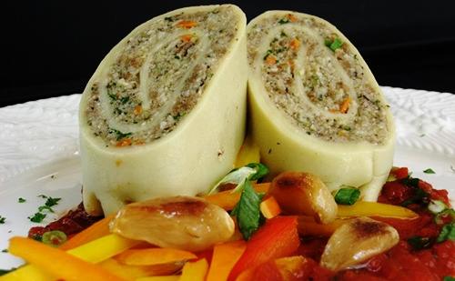 Italian Lasagna Roll