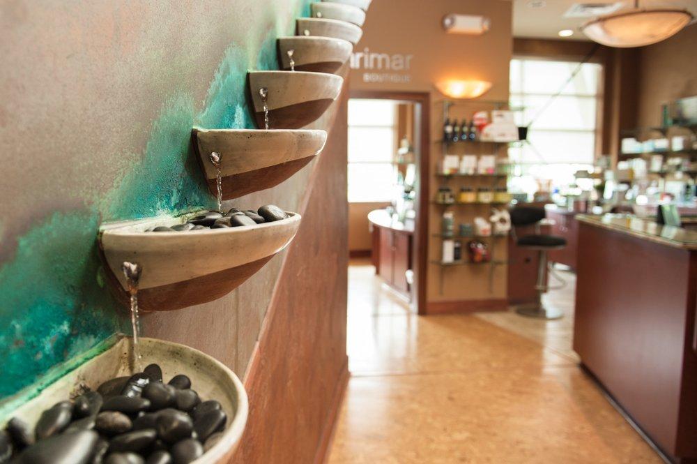 Reception Area Fountain
