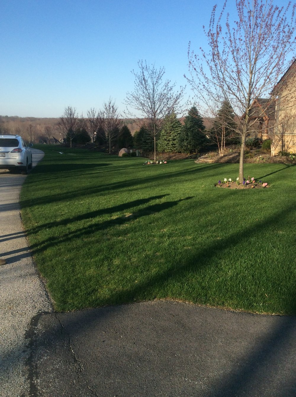 Quality lawn care in Bainbridge Township OH