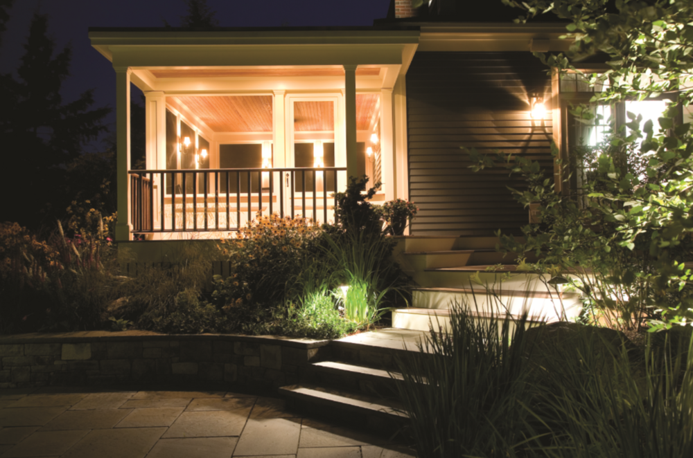Improve Your Front Yard with the Proper Landscape Lighting in Hudson, OH