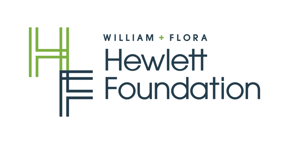 Hewlett Foundation