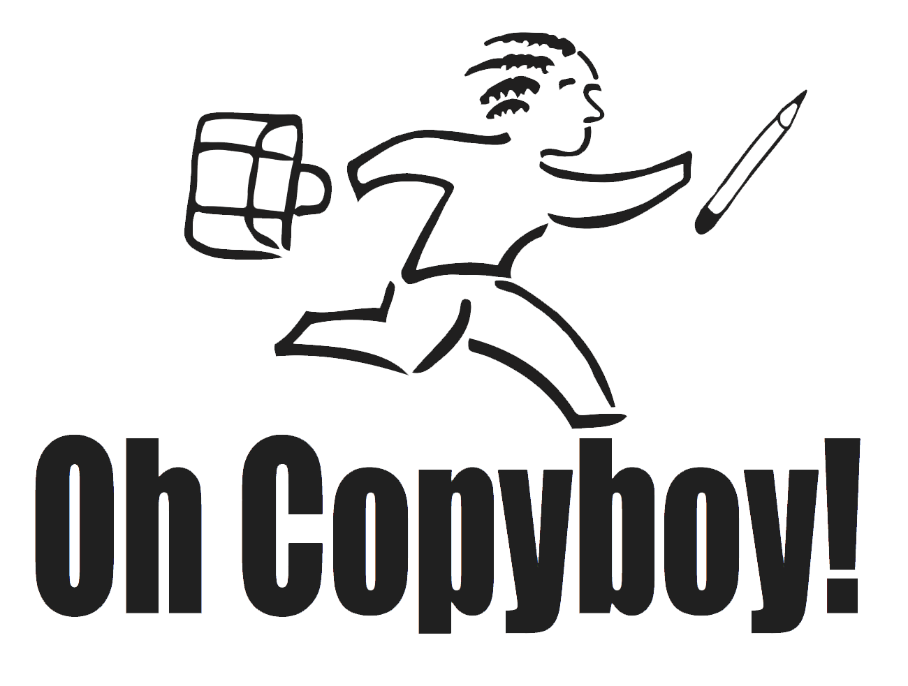 Oh Copyboy! : Keith Buffo