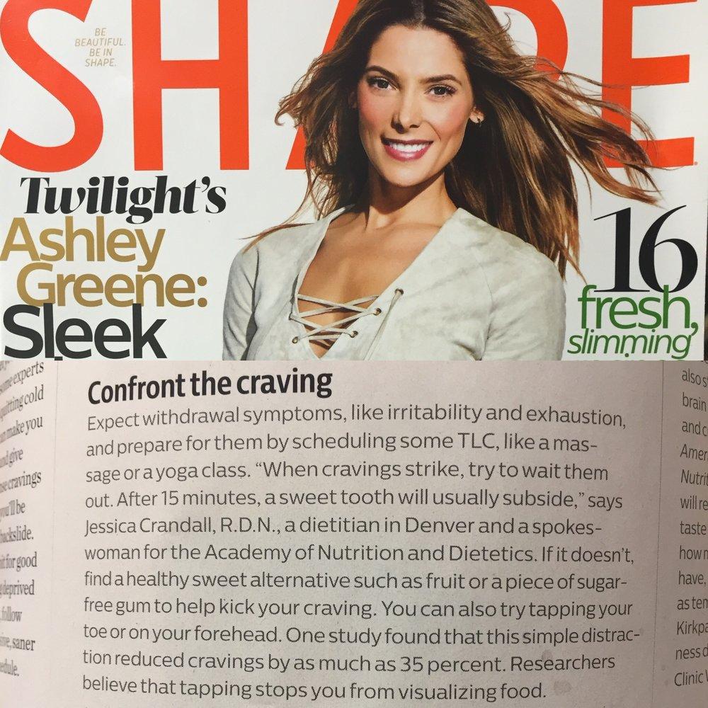 Shape Magazine - April 2016
