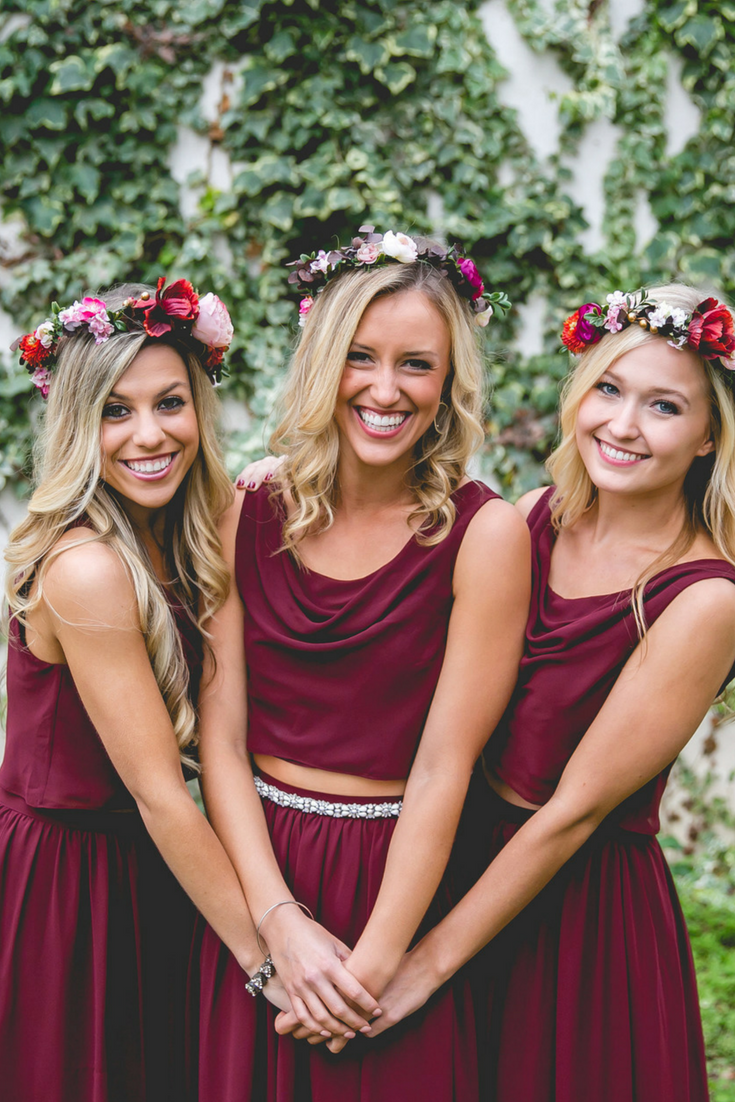 Bridesmaids Outfits - $75