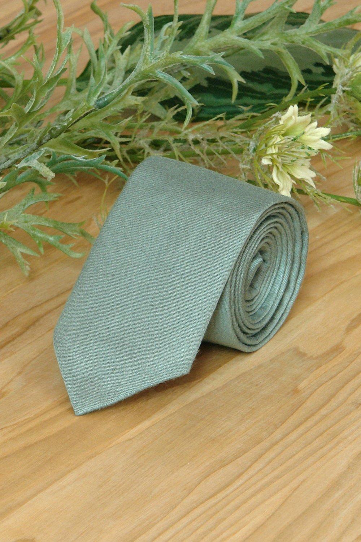 Pale Jade Green Tie WEDDING COLOR 2019 Sage Green Wedding Ties Galapagos Green Necktie Pocket square Granite Green Bow Tie.jpg