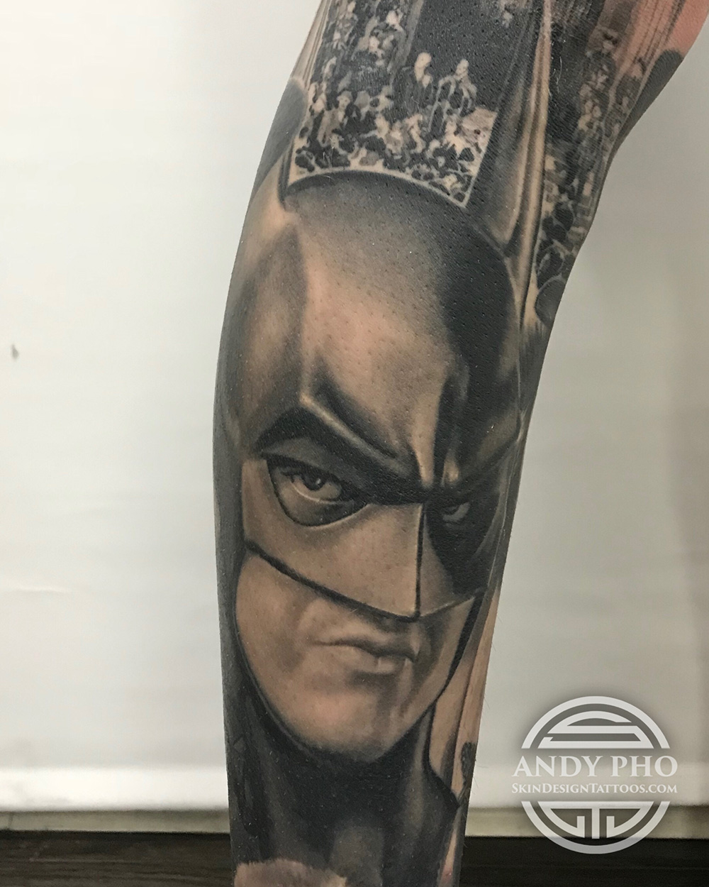 Andy Pho Batman tattoo.JPG