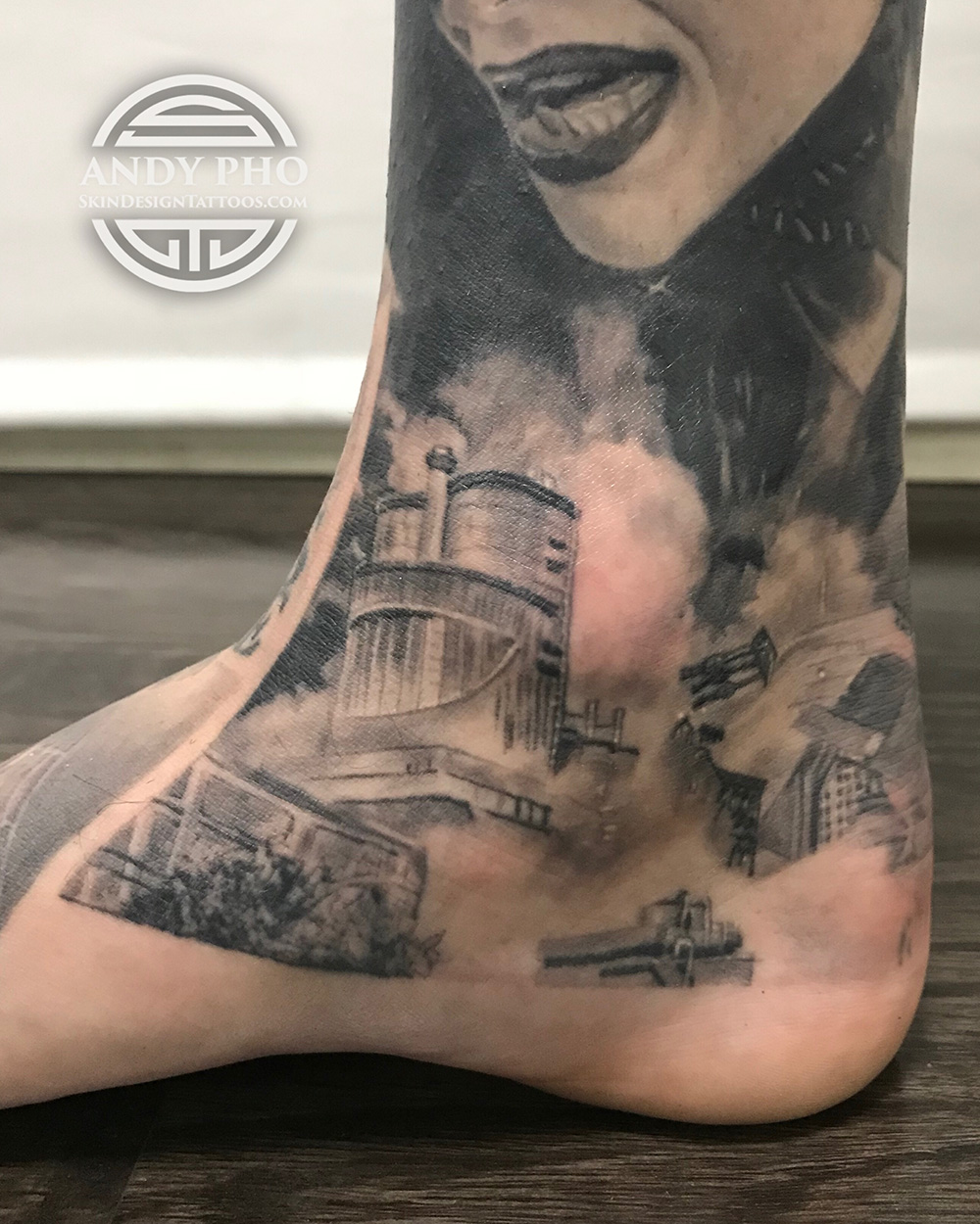 Andy Pho explosion tattoo.JPG