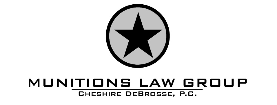 Munitions Law Group (MLG) - MLG is a full service law firm for firearms clients across the US. MLG offers legal counsel in all aspects of the firearms industry, as well as attorneys with criminal and civil experience involving various firearms related issues.