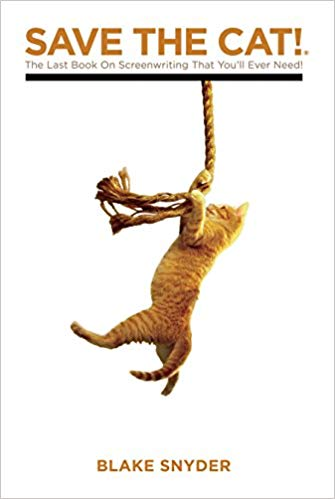 SAVE THE CAT by Blake Snyder. One of the most popular writing books out there.