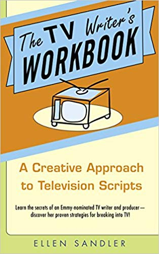 THE TV WRITER'S WORKBOOK by Ellen Sandler. This is one of the few books that is specific to writing television. While it specifically covers writing a spec, the practical advice is helpful for writing an original pilot as well.