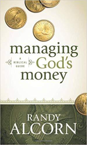 Managing God's Money - Randy Alcorn