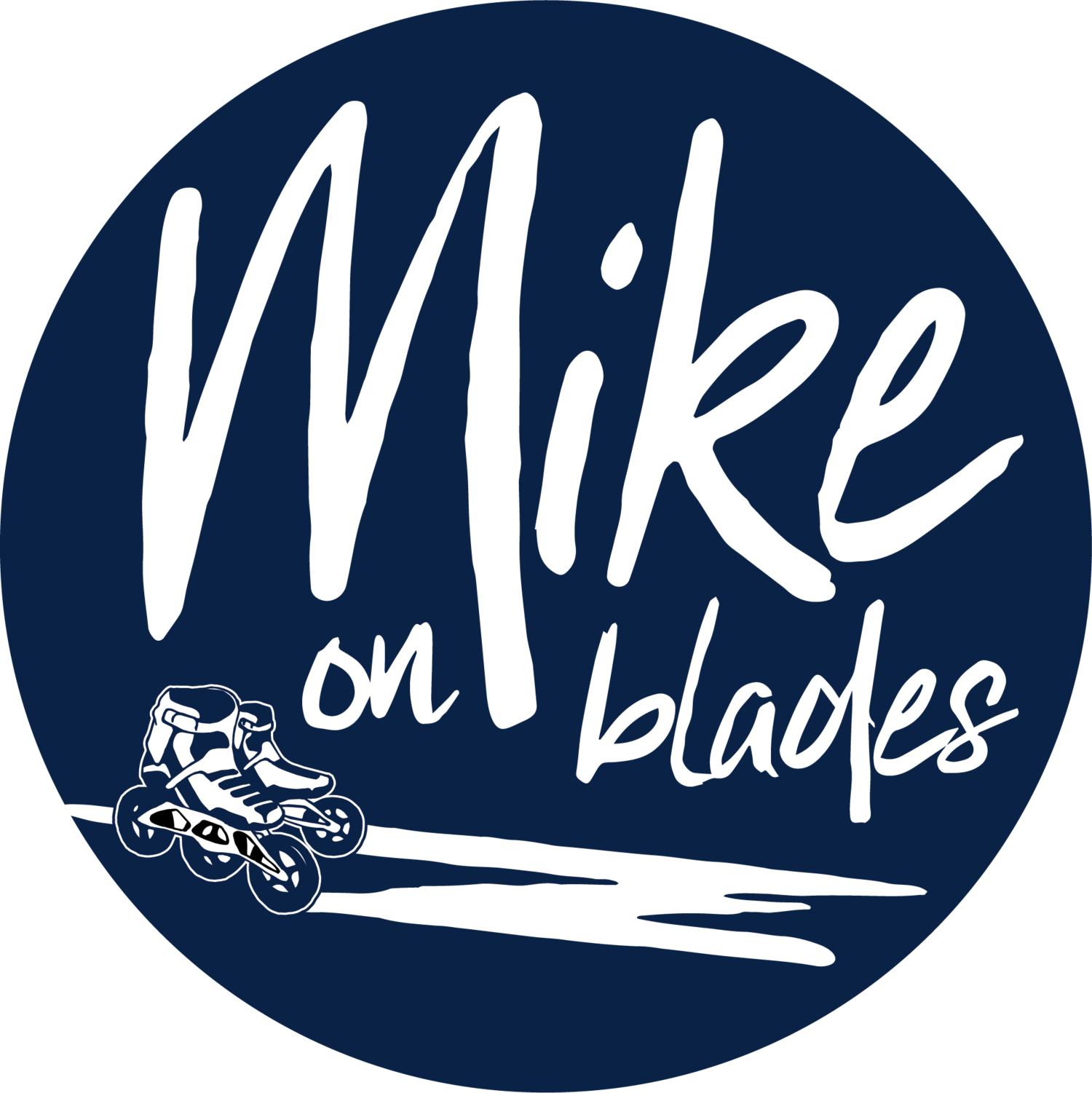 Mike on Blades