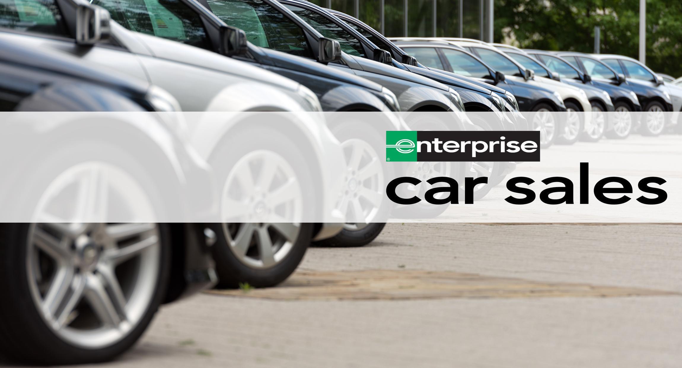 Enterprise Car Sales Eagle One