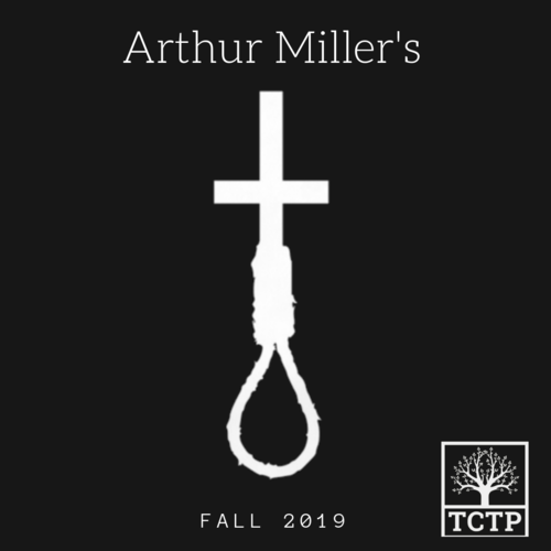 Arthur Miller's The Crucible - Fall 2019The Crucible tells the story of the Salem Witch Trials as a metaphor for the anti-American witch hunts of the 1950s. Miller wrote the play as an allegory for McCarthyism.