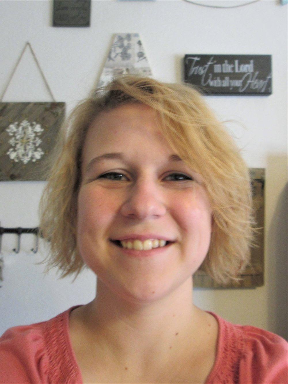 Teacher Amanda Janson