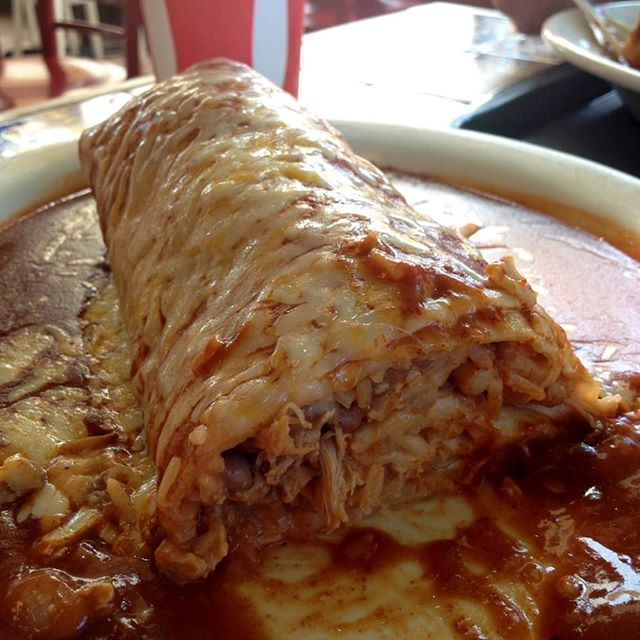 It's not the weekend yet but there are #burritos, so... #bayareafood