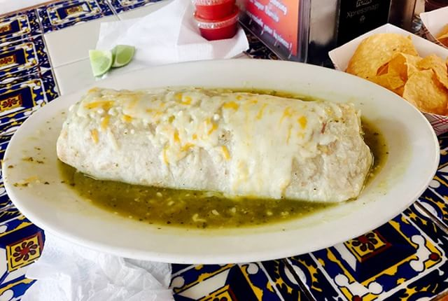 Green or nah? #bayareafood #BurritoLife