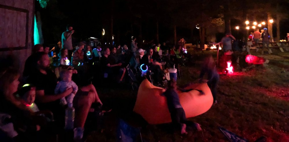It was a great night night under the stars for all ages!