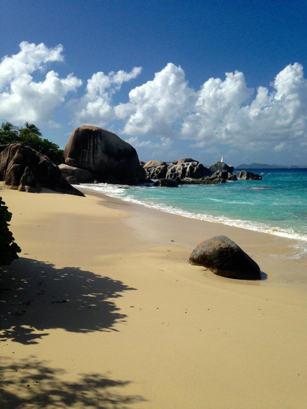 Little Valley Trunk Beach